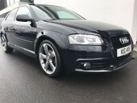 2012 Audi A3 SPECIAL BLACK EDITION