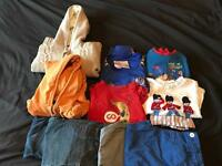Boys clothes aged 2-3 years