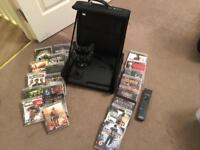 PS3 Slim 500GB+20 Games+Carry case+2 wireless controllers & docking station+Microphone+PS3 RC
