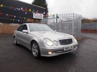 Mercedes-Benz E Class E270 CDI Avantgarde**VERY TIDY CONDITION**ONE OWNER FROM NEW**FULL SERVICE