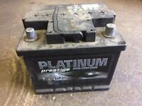 Small car battery