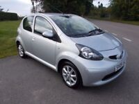 2009 09 TOYOTA AYGO 1.0 VVTI PLATINUM 5 DOOR CALL 07908275624