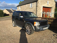 Landrover Discovery 3 TDV6 HSE 7 seat 2005 may PX Swap Swop