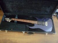 Ibanez Electric Guitar Rg 170R Serial No C 0205821-1