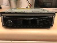 Pioneer headunit cd player car stereo