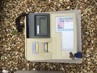Geller TL-550 cash register