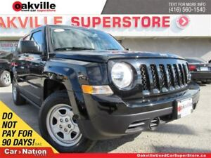 2017 Jeep Patriot Sport/North | AWD | CRUISE CONTROL |A/C| LIKE