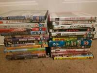 Lot of dvds