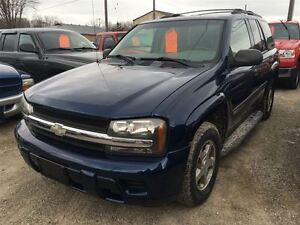 2004 Chevrolet TrailBlazer LS CALL 519 485 6050 CERT AND E TESTE