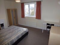 HUGE SINGLE ROOM WITH DOUBLE BED IN NORTH ACTON (TUBE STATION ON THE CENTRAL LINE) - ZONE 2/3