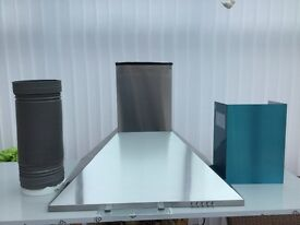 Cooker Hood with all fittings