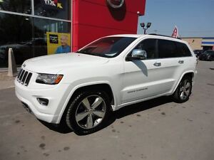 2015 Jeep Grand Cherokee Overland*TECHNOLOGY GRP*TRAILER TOW IV*