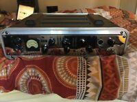 Ashdown ABM 500 Bass Head and hard case