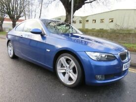 BMW 325 COUPE LOW MILEAGE