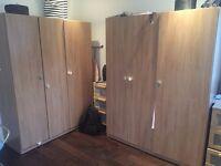 2 DOMBAS IKEA WARDROBE - already dismantled