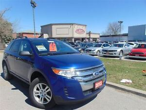 2013 Ford Edge DUAL DVD-ONE OWNER