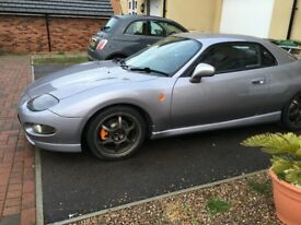 Mitsubishi FTO for sale in Great conditions for it age with 98000 kms