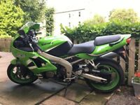 Kawasaki 636 great condition low mileage