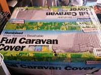 Caravan cover up to 21ft