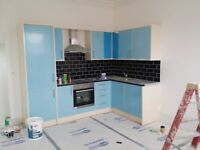 PAINTING, DECORATING, TILING, WALLPAPERING, WARDROBES AND MORE. WE DO A SPOTLESS JOB!