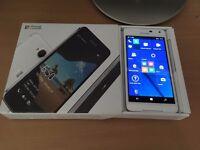 Microsoft lumia 650 unlocked nearly new