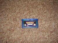 POKEMON GAMES FOR DS DS LITE GAMEBOY SP