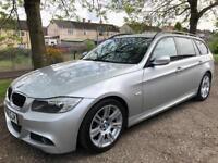 58 Reg BMW 320i M SPORT TOURING ESTATE eg mondeo focus astra golf A4 318 passat insignia 520 A3 A6