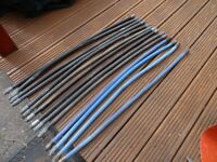 SEWER DRAIN RODS