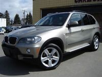 2007 BMW X5 Si SPORT PKG 7 PASS/SUNROOF/LEATHER