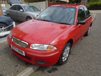 ROVER 214, drives very well, £275..