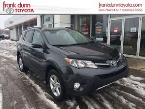 2013 Toyota RAV XLE **$1000 FREE Winter Tire Credit**
