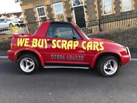 Suzuki x 90. WE SCRAP CARS!!!