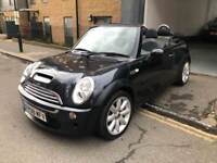 MINI Convertible 1.6 Cooper S 2dr 6 Speed Manual