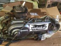 Pw/py 50 copy engine,forks,tank.bars,coil pack