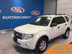 2011 Ford Escape XLT Automatic 2.5L, LEATHER, BLUETOOTH, FIANACE
