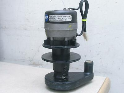 Manitowoc 8251133 Ice Machine Water Pump Model Msp2 Osp-b6hubej2 Mii