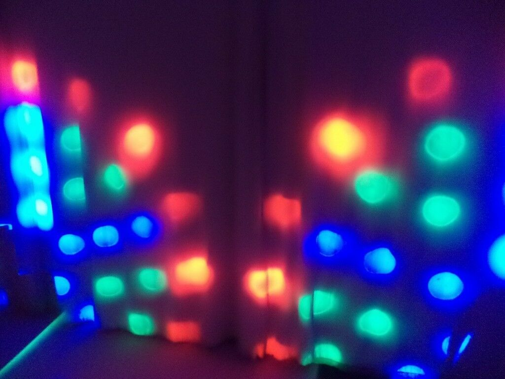 Amazing disco light profressional dmx high quality