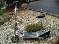 Electric Battery Scooter 24 Volts 300 Watts TOP QUALITY ALL METAL BUILD! 20 MPH New Batteries