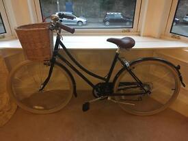 Bobbin Metropole Bicycle - Black