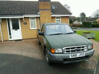 Ford Ranger two wheel drive