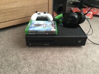 Xbox one 3 games