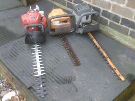 PETROL HEDGE TRIMMERS £25 NEED LITTLE FIXING