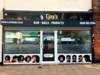 Afro Caribbean hair stylist wanted
