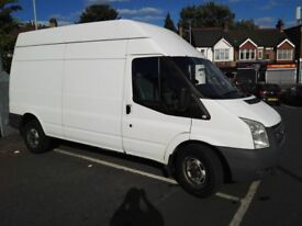 good condition 2010 Ford Transit 2.4L Diesel RWD 115- NEW TYRES - NOTHING BENT