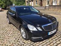 2012 (12) Mercedes Benz E220, CDI, Executive SE, Blue Efficiency, FSH. HEATED LEATHER ++ SAT NAV