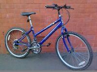 Spirit mountain bike - 24 inch wheels !