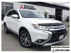 2017 Mitsubishi Outlander GT; Best price on the market!