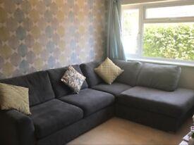 Bijoux: Left Hand Facing Arm Open End Corner Sofa
