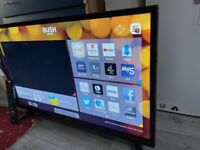 """Tv smart Bush 32"""" few month old great condition"""
