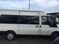 9 seat minibus